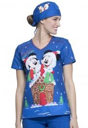 """Tooniforms OP-Haube """"Weihnachtsmaus"""" *Saisonartikel*"""