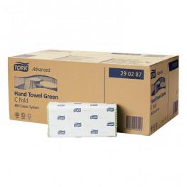 TORK® Handtücher grün Karton 1.680 Stück 25x41cm essity