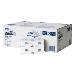 TORK® Multifold (Interfold) Handtuch Weich Kart 21x110 Stück weich essity