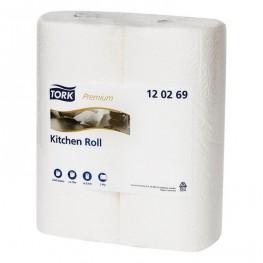 Tork Küchenrolle extra Saugfähig