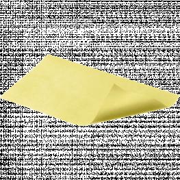 Trayauflage, 28 x 36 cm: gelb