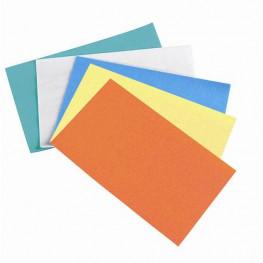 Monoart Traypapier f.Schwebetische blau 36x28 250 Stk