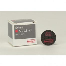 Dynex Trennscheiben 22x0,3mm Pa 20
