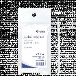 wellsamed brushtip Halter Eco, lang, weiß