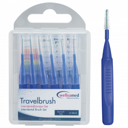 wellsamed Travelbrush