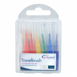 wellsamed Travelbrush Set