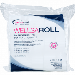 wellsaroll Zahnwatterollen