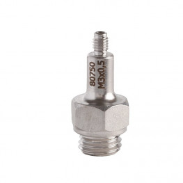 Adapter f. Spitzen St. M3x0,5mm, Außengew. MELAG