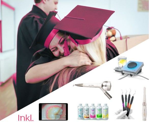 Masters of Dental Hygiene inkl. Prophylaxe Power Package 1