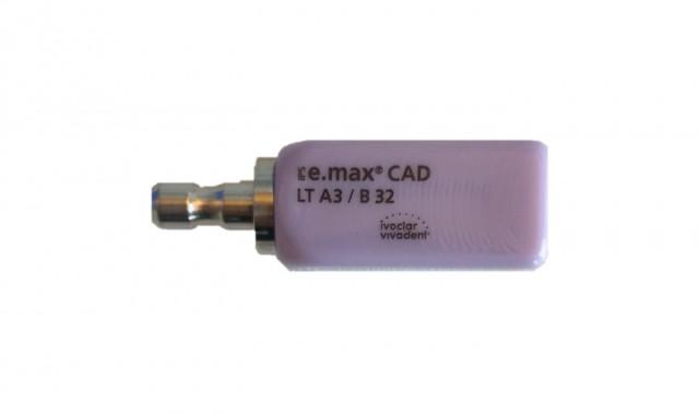 IPS e.max CAD CER/inLab LT A3 B32 3St 1
