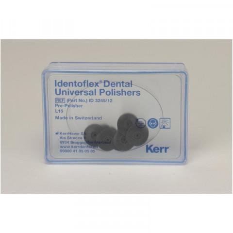 Identoflex Polierer UM universal Pckg. 12 St. L15 Kerr