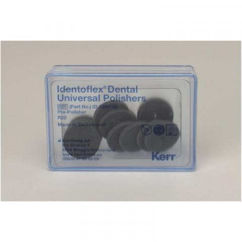 Identoflex Polierer UM universal Pckg. 12 St. R22 Kerr