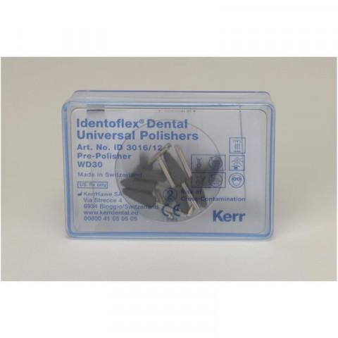 Identoflex Polierer UM universal Pckg. 12 St. 01 Kerr