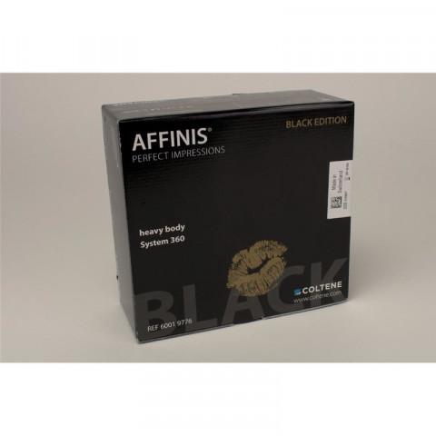 AFFINIS Black heavy body SYS360 2x380ml 1