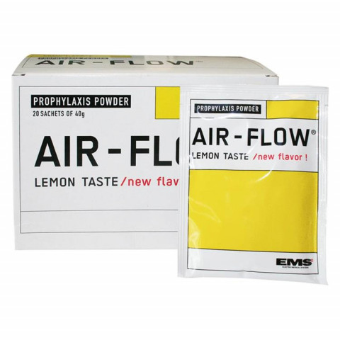 AIR-FLOW Pulver Zitrone 1