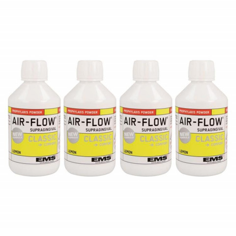 AIR-FLOW Pulver Classic zitrone 1