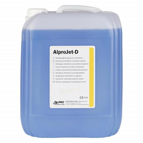 AlproJet-D Flasche