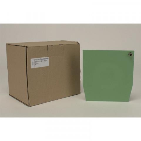 ERGOspace Pckg. 10 Steckplatten blassgrün, 137x142mm KaVo