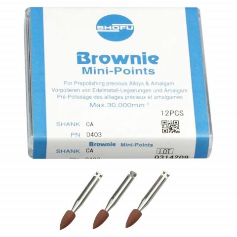 Brownie Mini-Point CA 1