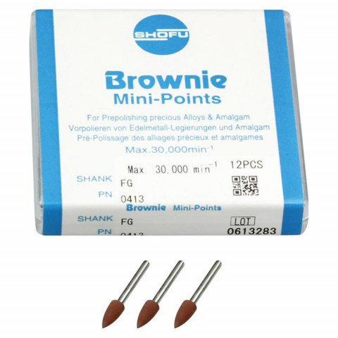 Brownie Mini-Point FG