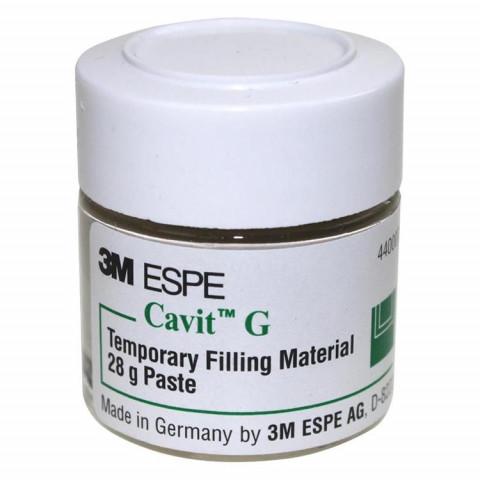 Cavit G, Temporäres Füllungsmat., grau, Glas (3M) 1