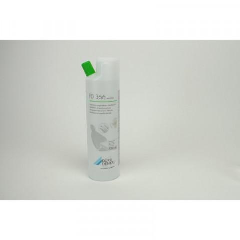 FD 366 sensitive Flasche 750 ml für Hygowipe Dürr Dental 1