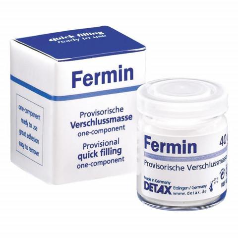 Fermin Packung 40 g Glas-Tiegel weiß DETAX