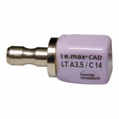 IPS e.max CAD CEREC Inlab LT A3,5 C14 5St