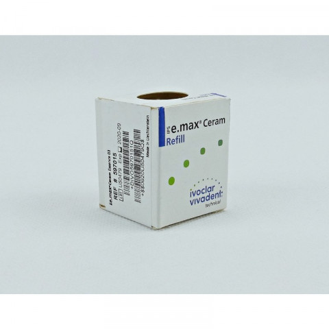 IPS e.max Ceram essence 03 lemon