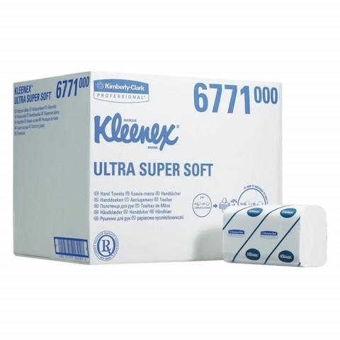 KLEENEX ULTRA SUPER SOFT Handtücher 3-Lagig 6771