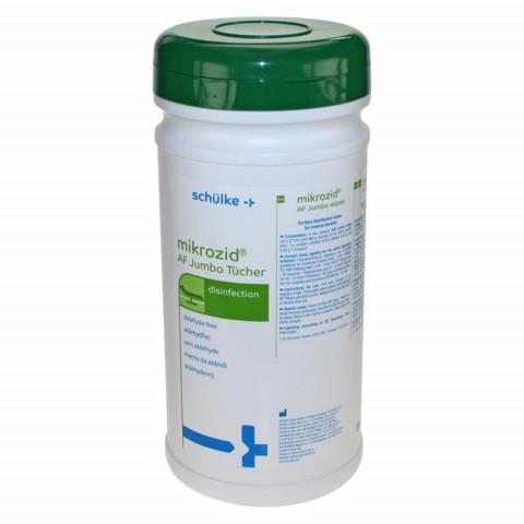 mikrozid® AF wipes Jumbo-Dose 200 Tücher schülke 1