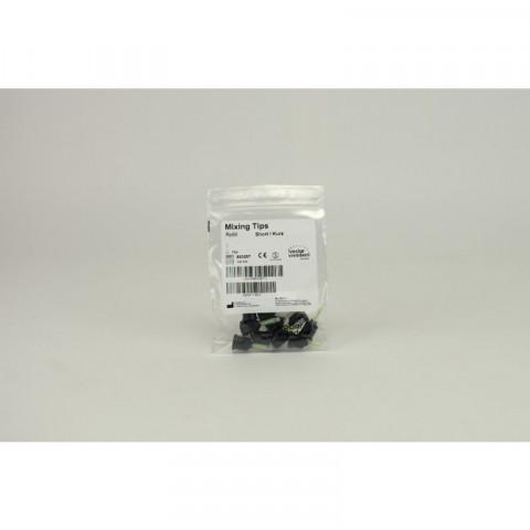 Multicore® Flow Mixing Tips Napa. 10 Stück schwarz/grün, kurz Ivoclar Vivadent 1