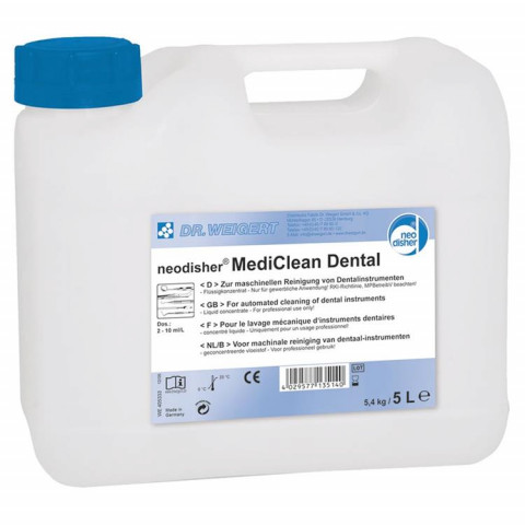 neodisher® MediClean Dental Kanister 5l Dr. Weigert