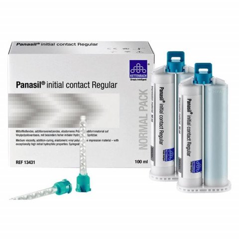 Panasil® initial contact Pckg. 2x50ml Regular Kettenbach 1