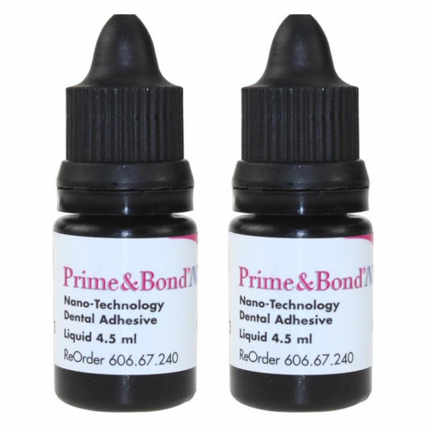 Prime&Bond® NT Pckg. 2x4,5 ml Flaschen, 1 Gebrauchsanweisung Dentsply Sirona 1