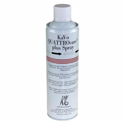 KaVo QUATTROcare® plus Spray Dose 500ml KaVo 1