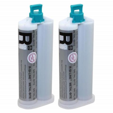 R-SI-LINE® METAL-BITE® Packung 2x50ml Kart. grau R-Dental