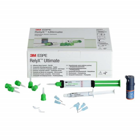 RelyX™ Ultimate Trial Kit Transl. 3M 1