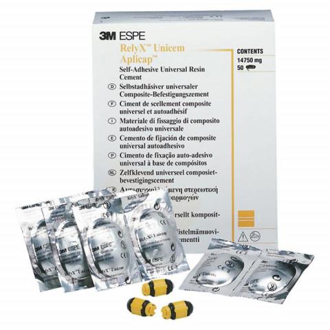 RelyX™ Unicem NaPa. 50 Aplicap Kaps A2 universal 3M 1