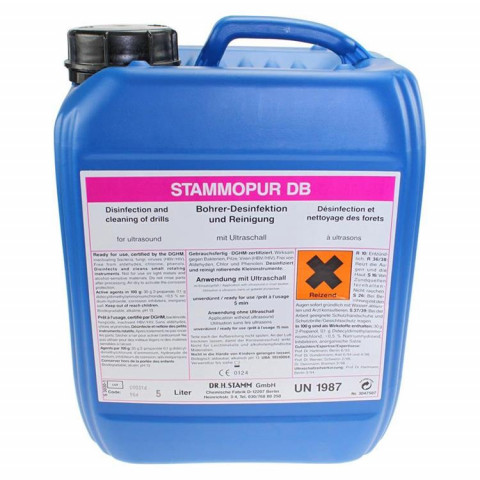 STAMMOPUR DB 1