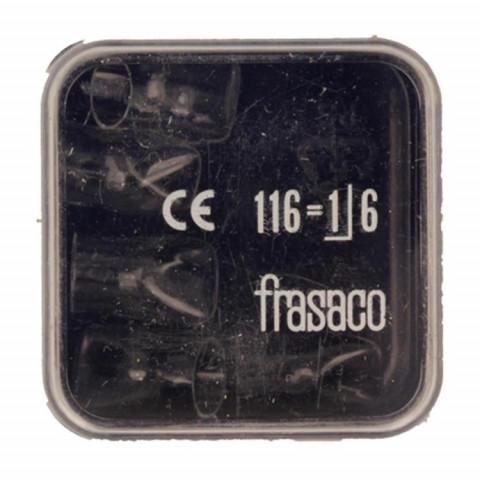Strip-Kronen Klar Packung 5 Stück Nr. 114 Frasaco 1