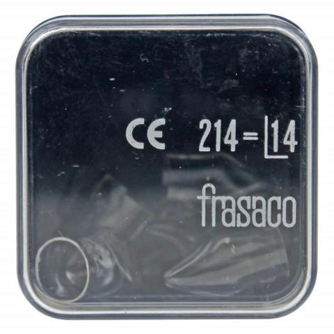 Strip-Kronen Klar Packung 5 Stück Nr. 214 Frasaco 1