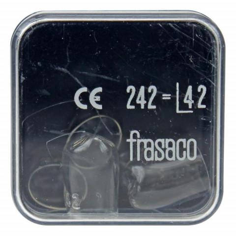 Strip-Kronen Klar Packung 5 Stück Nr. 242 Frasaco 1