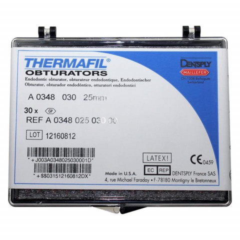 Thermafil Obturatoren A0348 25mm 1