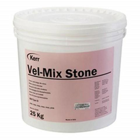 Vel-Mix Stone Superhartgips rosa 1