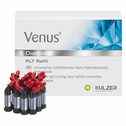 Venus® Diamond Pckg. 20 x 0,25 g PLTs A2 Kulzer 1