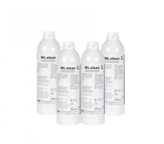 WL-clean Flasche Ktn4x500ml