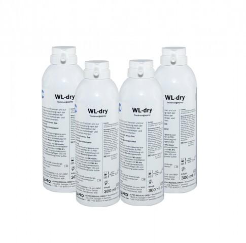 WL-dry 4x300ml Klinpa 1