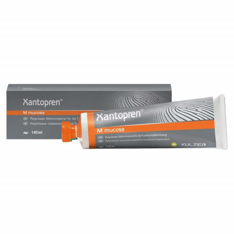 Xantopren M mucosa Tube 140ml 1