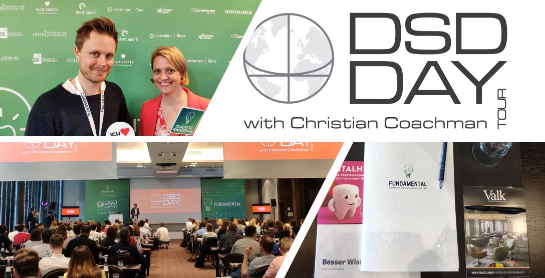 DSD-Day mit Christian Coachman